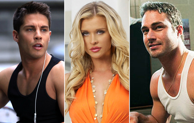 Fall TV's Hottest Eye Candy!