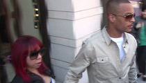 T.I.'s Wife Tiny Cottle -- Massive Fire DESTROYED My Nail Salon!
