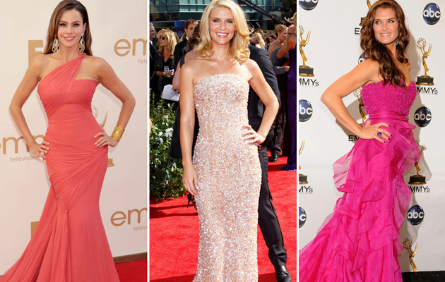 Emmy Awards -- The Best Dressed Stars of All Time!