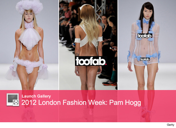 Pam Hogg London Fashion Week