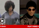 Oprah vs. Prince -- The Old-Fashioned Fro-Down