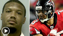 Falcons' RB Michael Turner -- Reasonably Priced DUI ... Still a Really BAD Deal