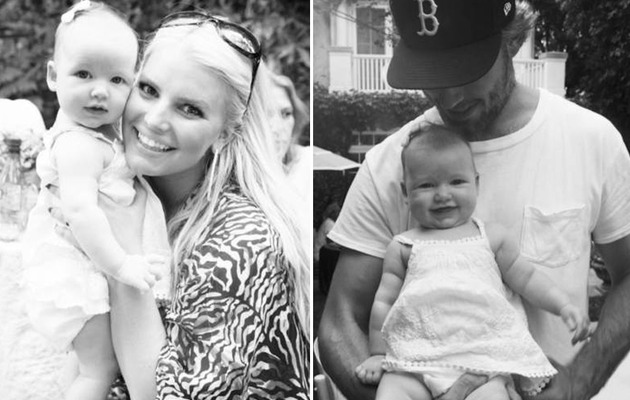 Jessica Simpson Shares New Photos of Baby Maxwell
