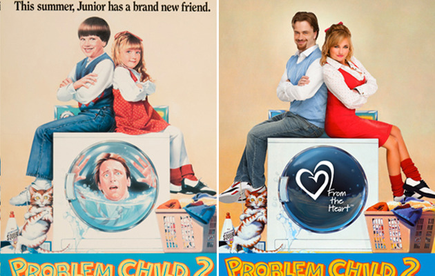 """Problem Child"" Cast Reunites -- See Them Then & Now!"