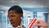 NBA Star Joe Johnson -- Jeweler Billed Me $260k For Crap I Never Bought!
