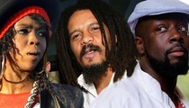 Lauryn Hill's Ex BF Rohan Marley -- Wyclef Jean is LYING, He Knew I Was the Daddy
