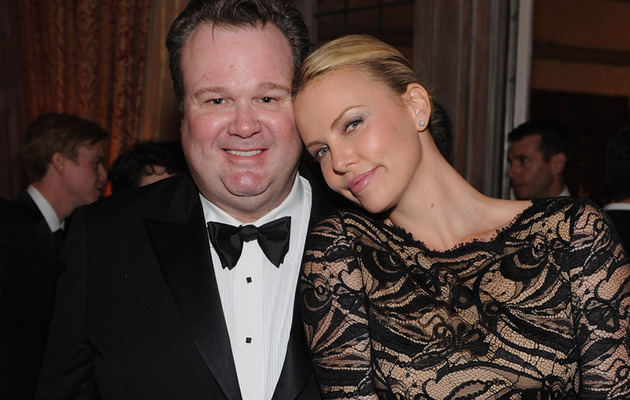 "Is ""Modern Family"" Star Eric Stonestreet Dating Charlize Theron?"
