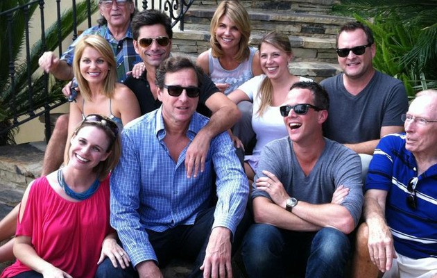 """Full House"" Reunion: See Who Showed ... And Who Didn't!"