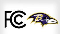 'Sunday Night Football' -- FCC Will NOT Punish NBC for Airing 'Bullsh*t' Chant