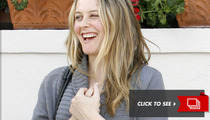 Alicia Silverstone Strips Down to Her Underwear