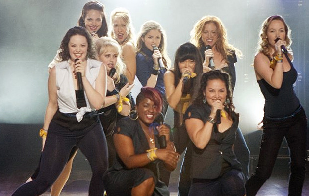"""Pitch Perfect"" Cast Talks Karaoke, Malaria and Their Hot (Literally) Nude Scene!"