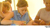 Hilary Duff Helps Out in New Orleans