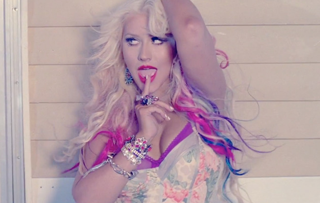 "Christina Aguilera Turns Sexy Killer in ""Your Body"" Video!"