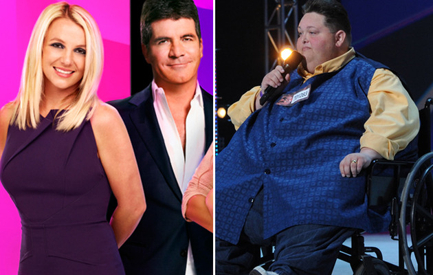 "Video: 540 lb. TLC Star Impresses the Judges on ""The X Factor"""