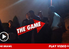 The Game -- Booted From Lil Wayne's Birthday After Insane Club Brawl  [Video]