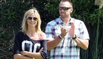 Heidi Klum Brings Bodyguard Boyfriend to Son's Football Game