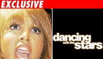 "Toni Braxton Sets the Pace On ""DWTS"""