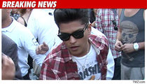 Bruno Mars Arrested on Drug Charges