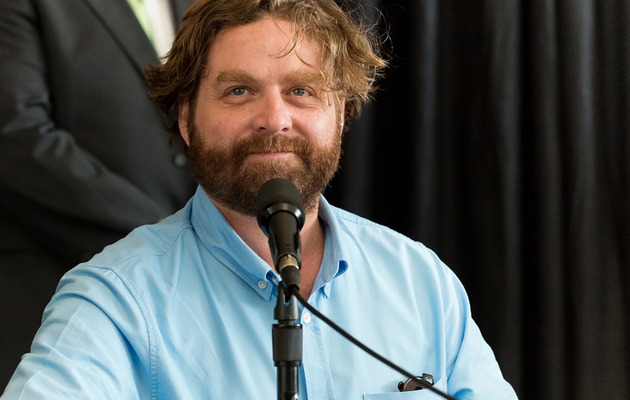 Zach Galifianakis Turns 43 – See His Funniest Quotes!