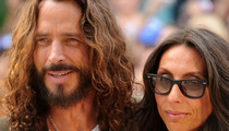 Chris Cornell Sued By Pissed Off Maid