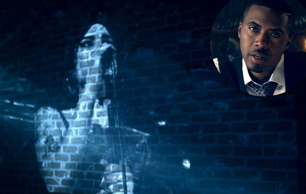 Nas Pays Homage to Amy Winehouse in New Music Video