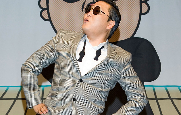 """Gangnam Style"" Beats Bieber for Most Watched YouTube Video Ever"