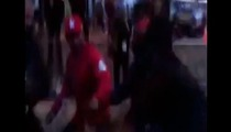 Gunplay Attack -- Footage Shows 50 Cent's Crew Unleash Beatdown