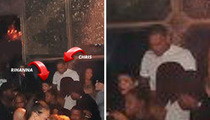 Chris Brown & Rihanna GO PUBLIC -- Getting Physical in NYC