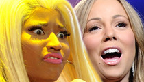 Nicki Minaj PISSED at 'American Idol' Producers -- Stop Fueling Mariah Carey!