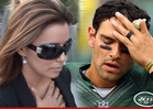 Eva Longoria -- I'm NOT Pregnant with Mark Sanchez's Baby