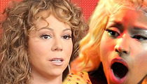 Mariah Carey Told Barbara Walters Nicki Minaj Threatened to Shoot Her