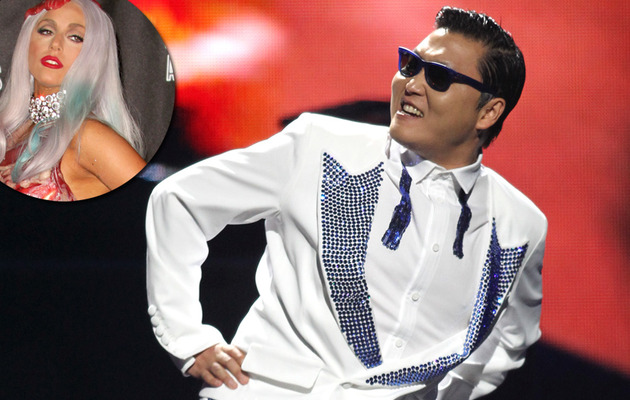 Viral Video: See PSY Dance Gaga Style!