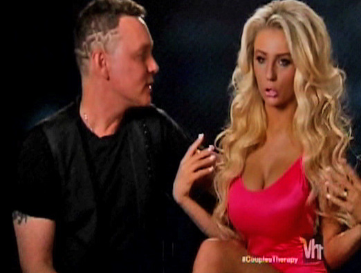 Tensions Flare In Courtney Stodden's Reality TV Debut