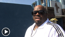 Cee Lo Green -- Mariah Carey & Nicki Minaj's Beef Is BOGUS