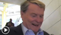 Jim Lehrer -- I Felt Kind of Disrespected By President Obama and Mitt Romney