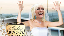 Linda Hogan -- Returning to Reality TV ... in a Wedding Gown