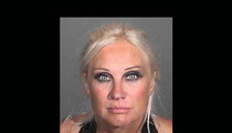 Linda Hogan -- Charged with DUI After Bubbly Arrest