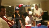 Justin Bieber -- Beer Pong Time