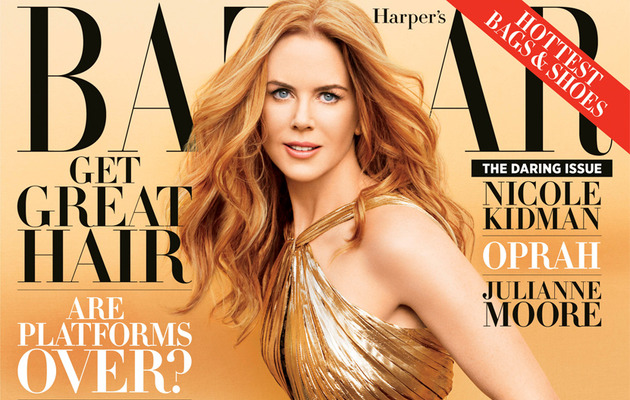 Nicole Kidman Compares Life With Tom Cruise and Keith Urban!