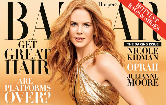 Nicole Kidman Compares Life With Tom Cruise and Keith Urban!