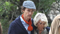 Matthew McConaughey -- Reduced to Skin & Bones