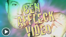 Ben Affleck -- Hey, Matt Damon ... Remember Me?