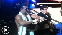'Shark Tank' Winner to WWE Star Alberto Del Rio -- You Made My Son Cry ... Now Apologize