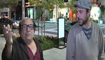 Danny DeVito Talks Penguin Replacement