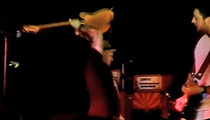 The Ataris -- Singer ATTACKS Drummer ... On Stage