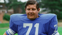 Alex Karras Dead -- 'Blazing Saddles' Star Dies at 77