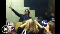 Rick Springfield -- Now a Subway Performer ... AND HE ROCKS!!!