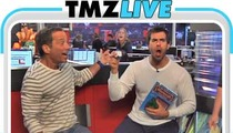 TMZ Live: Harvey & Eli In Final Jew-Off!