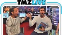 TMZ Live: Harvey & Eli In Final Jew-Off!