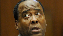 Dr. Conrad Murray Moves into Bigger Cell -- Still Complaining